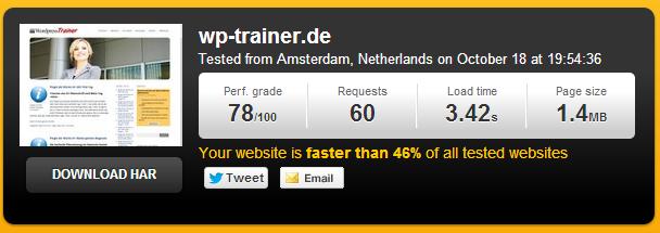 Geschwindigkeit ist die Zauberformel für gute User-Experience